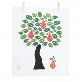 Tea Towel &#8211; Tree